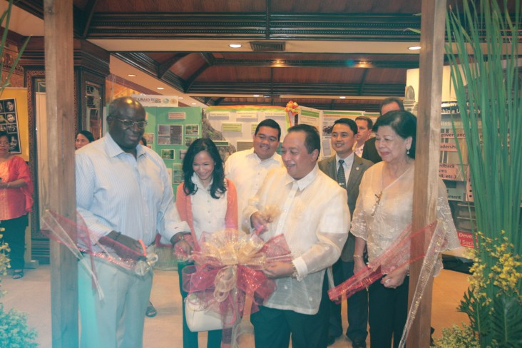 USAID-Bohol Partnership Exhibit
