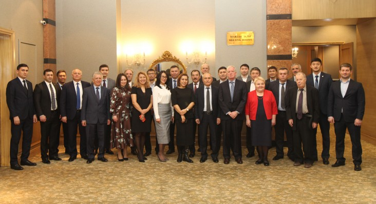 Workshop for the Central Asian Ministries of Energy, utilities and power system operators