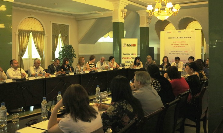 USAID Supports Regional Migrants Forum