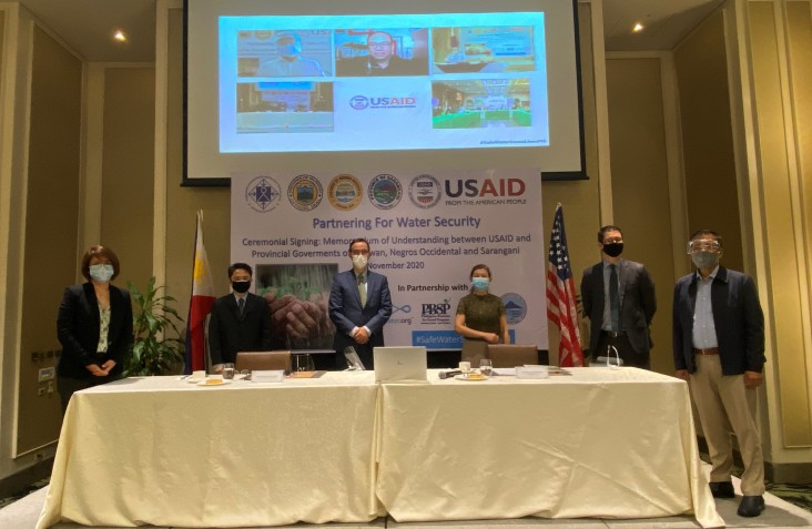 New Php870M USAID Project to Strengthen Water Security in Palawan, Negros Occidental, and Sarangani
