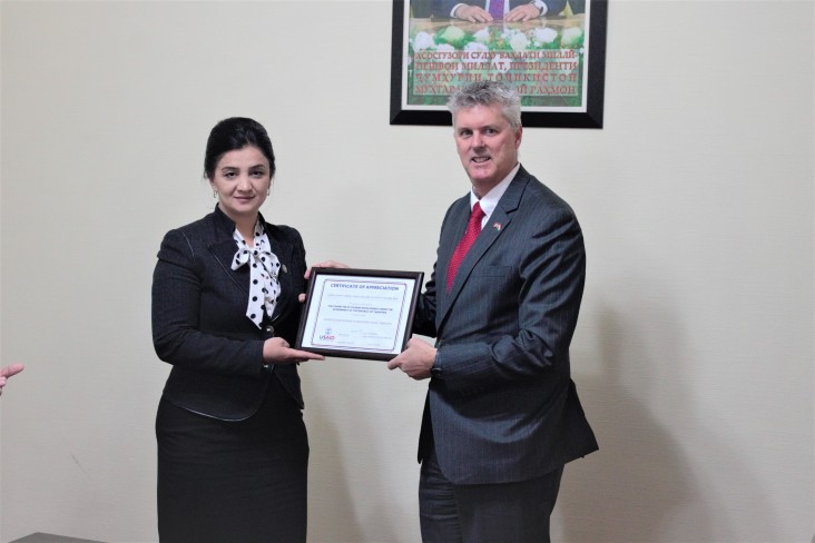 USAID Fosters Tourism in Tajikistan by Connecting Tourists to Important Cultural and Historical Sites