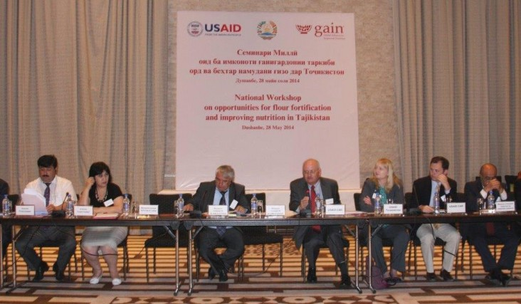 USAID Seeks Solutions to Malnutrition in Tajikistan