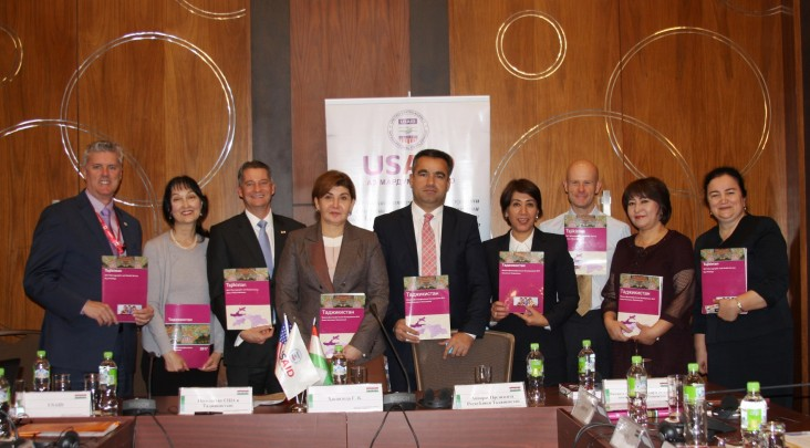 The U.S. Government Supports National Demographic and Health Survey in Tajikistan