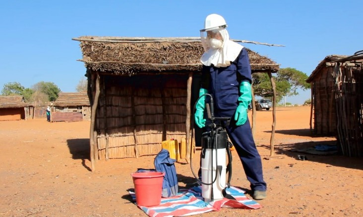 The U.S. Government has funded annual indoor residual spraying (IRS) campaigns in Madagascar since 2008