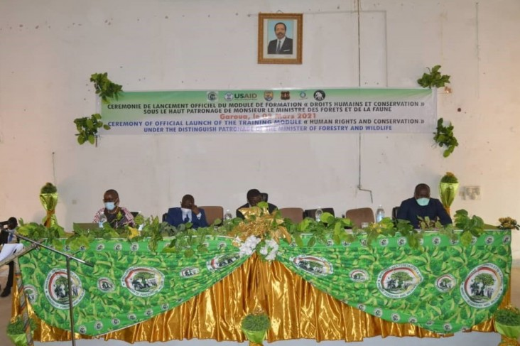 New human rights and conservation curriculum in Cameroon aims to educate conservation practitioners on the importance of protecting human rights.
