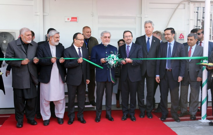 Afghan Exports Set to Soar as USAID Supports Afghan Government Opening of One-Stop Shop at Hamid Karzai International Airport