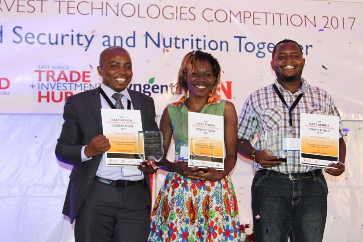 Postharvest Technologies Competition Winners
