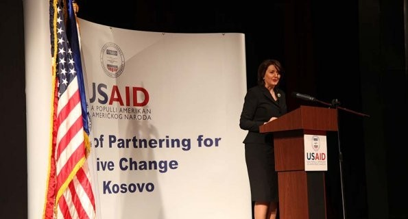 15 Years of Partnering for Positive Change in Kosovo