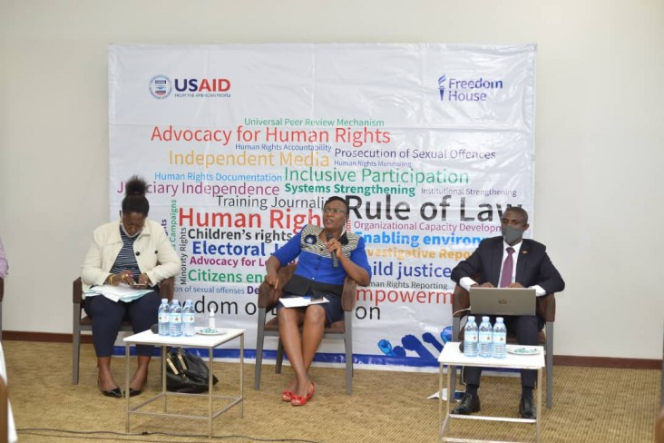 Rights and Justice Activity Launch