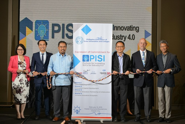 U.S., Philippines Launch Strategy for Innovation and Growth