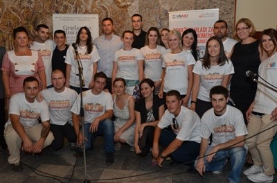 USAID and Civic Initiatives Launch Project to Empower Youth to Create Positive Change in South Serbia and Sandzak