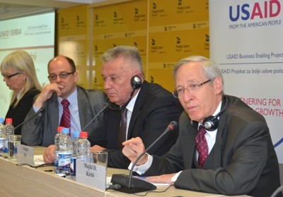 USAID Launches Guide to Reform Serbia's Construction Permitting Process