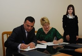 USAID and Armenia's Ministry of Labor and Social Affairs sign two grant agreements