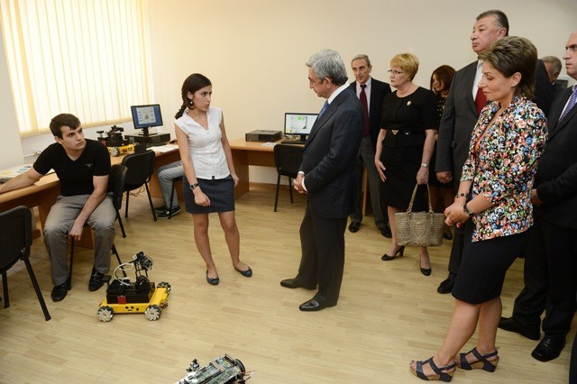 USAID and partners open ANEL engineering lab in Armenia