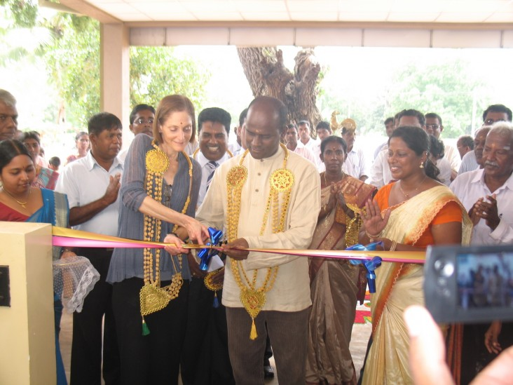 US Government Support for New Hospital in Palai, Kilinochchi, in Sri Lanka's North