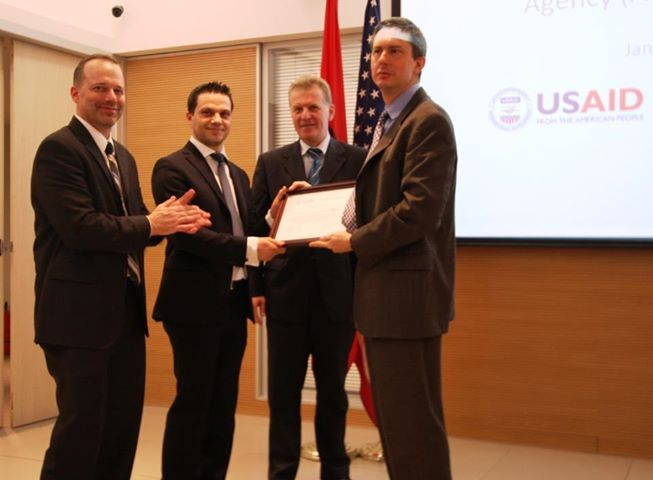 USAID Completes Project to Support Albania's New Cyber Incident Response Agency