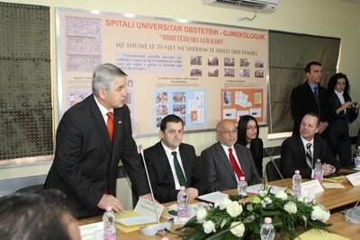 USAID Introduces Best Practices in Albanian Hospitals