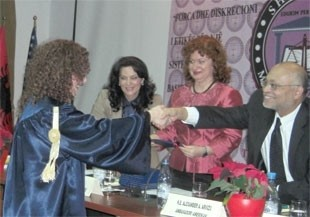 U.S. Shows Support for Albanian Magistrates School Graduates