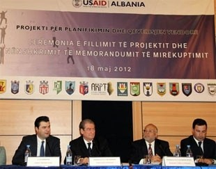 USAID Launches Project to Improve Planning and Local Governance in Albania
