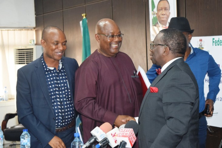 Nigeria's Minister of Health Launches New  USAID-supported Health Facility Registry