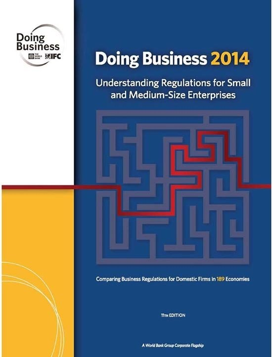 Kosovo recognized among Top Reformer economies in Doing Business 2014