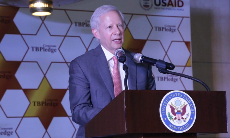 Ambassador Juster Launches New Initiative to Bring Indian Corporations into the Fight to End TB