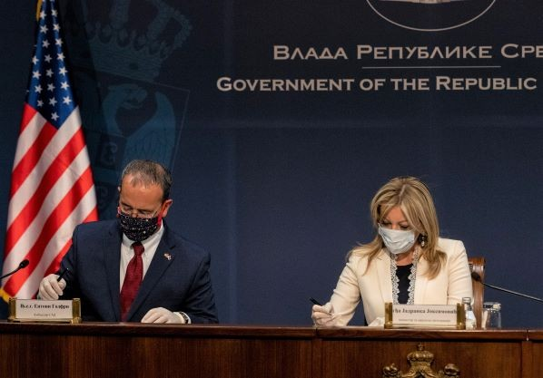 U.S. adds $20.3 million in New Funds to Development Partnership with Serbia