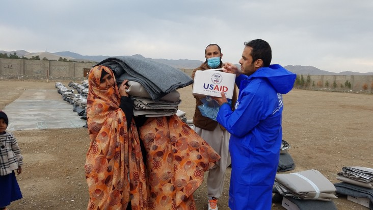 U.S. Announces Additional Humanitarian Assistance for Afghans