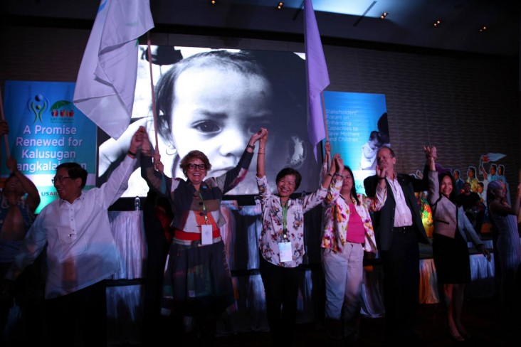 Government, Development Partners Renew Pledge to Reduce Newborn, Young Child and Maternal Deaths in the Philippines