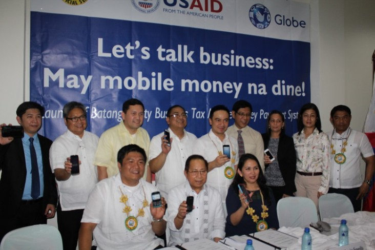 Batangas City and USAID Launch Mobile Money Payment System for Business Taxes