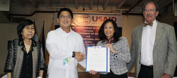 U.S. Government and Quezon City Partner to Promote Mobile Money Use for Better Governance