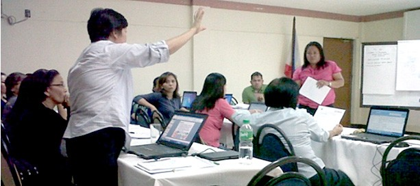 U.S. Government Supports DepEd National Training of Trainers for K to 12 Program