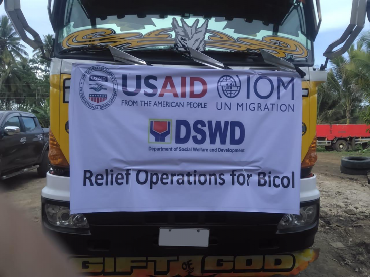 U.S. Provides Php9.7M of Critical Relief to Communities Affected by Super Typhoon Rolly