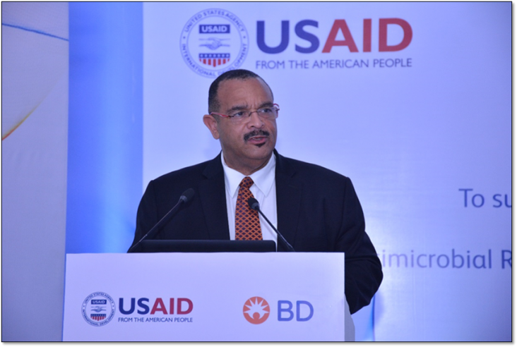 Keynote Address by Mark Anthony White for the USAID-BD MOU Signing