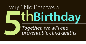 Every Child Deserves a 5th Birthday