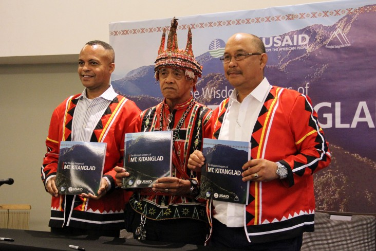 The Wisdom Keepers of Mt. Kitanglad Book Launch