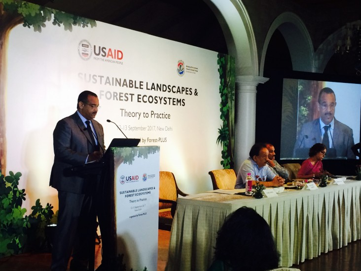 """Remarks by Mission Director Mark Anthony White at the Conference on """"Sustainable Landscapes and Forest Ecosystems: Theory to Practice"""
