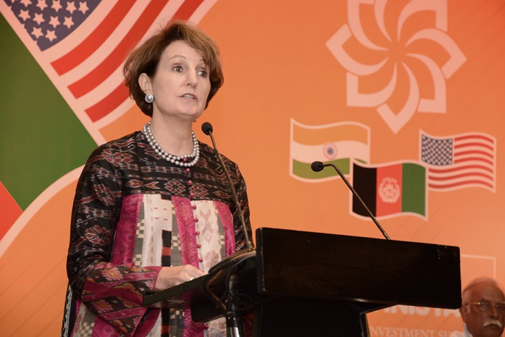 Chargé Carlson's Remarks at the Passage to Prosperity India-Afghanistan Trade Event Ministerial Dinner