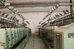 750 Russian-made machines must find a new home as cashmere production becomes operational. Buildings will be renovated for a new