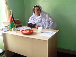 Mrs. Pashtoon Shana has been the principal of Girls School No. 2 in Fayzabad, Badakhshan Province, since 1994. Today, the school
