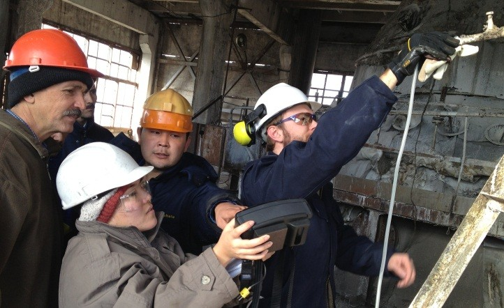 Kazakhstan's most energy-intensive companies attended hands-on energy management workshops