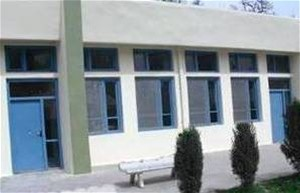 The newly renovated Nangarhar Teacher Training Institute building.