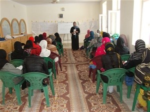 Conflict Mitigation Training in Baghlan Province