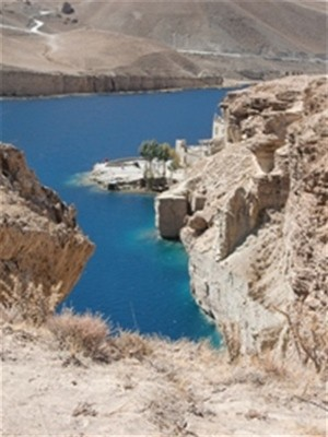 An eight-year-old girl nearly drowned at this Band-e-Amir Site. Prompt administration of CPR by Malaysian medics saved her