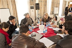 USAID's support for new technology helps ICT experts to find solutions for Afghan problems
