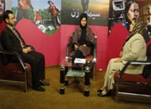 A parliamentary official, a university professor and a representative of the civil society organization ADWRO discuss the finer