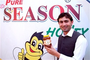 Season Honey is one of over 15,000 borrowers from 28 of the 34 provinces of Afghanistan that is benefiting from the Agricultural