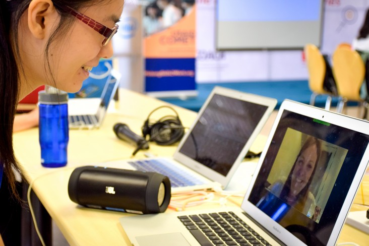 Helping Young Women Gain Opportunities in Technology in the Lower Mekong