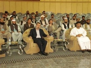 The agreement with the Ministry of Mines was announced at a Nuristani Gemstone Association general assembly meeting.