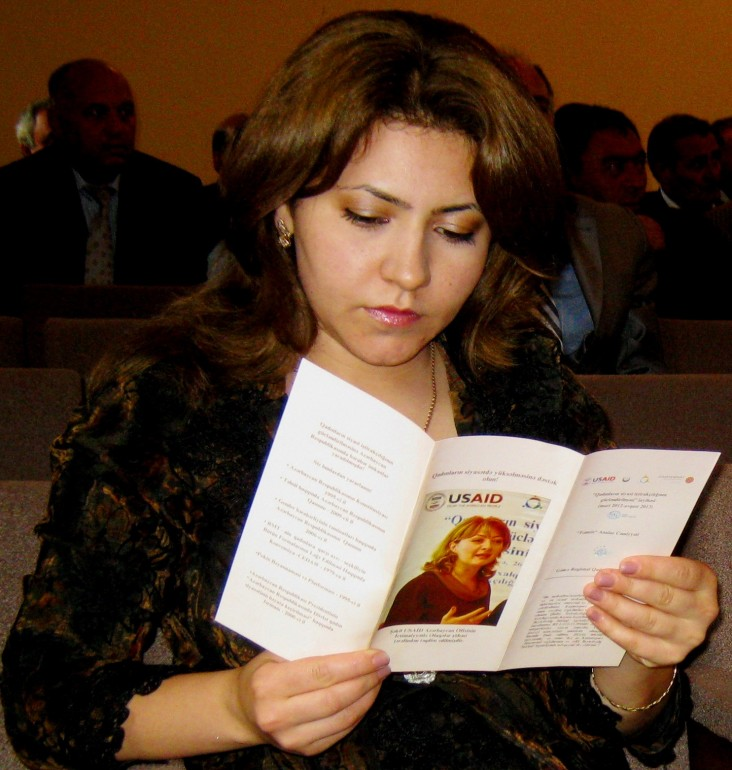 Azerbaijani Women Grow Confidence and Transform Their Lives
